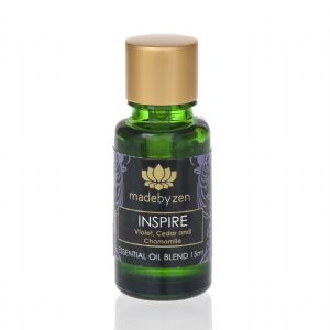 INSPIRE Purity Range - Scented Essential Oil Blend Made By Zen 15ml